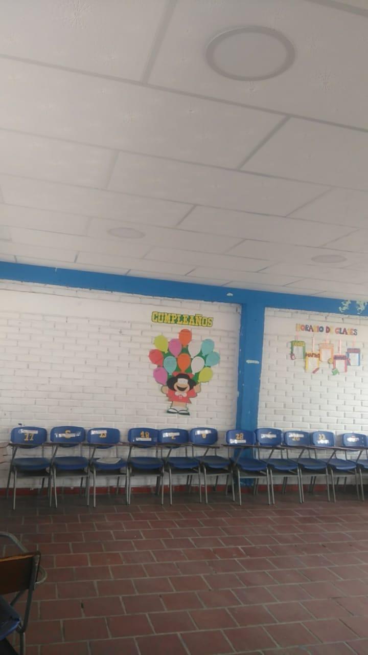 MANTENIMIENTO DE INFRAESTRUCTURA ADECUACION DE TECHOS CIELO RASO SALONES